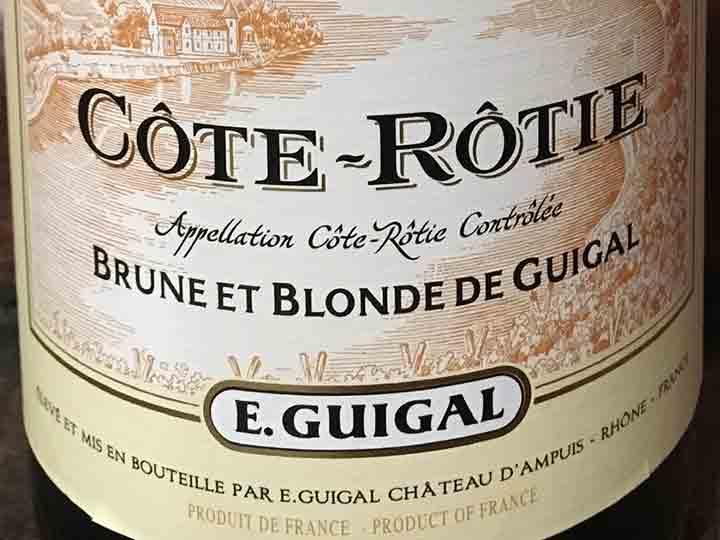 Cote Rotie Guigal