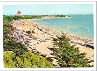 carte postale de Carnac 134
