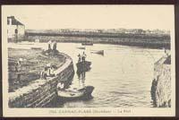 carte postale de Carnac 155