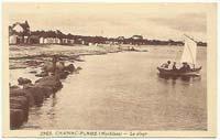 carte postale de Carnac 162