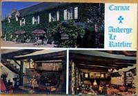 carte postale de Carnac 189