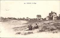 carte postale de Carnac 195