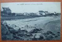 carte postale de Carnac 204