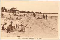 carte postale de Carnac 324