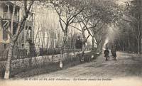 carte postale de Carnac 380