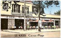 carte postale de Carnac 578