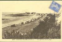 carte postale de Carnac 76