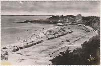 carte postale de Carnac 91