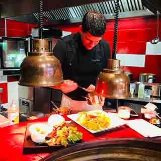 Diego le Chef Cuisinier