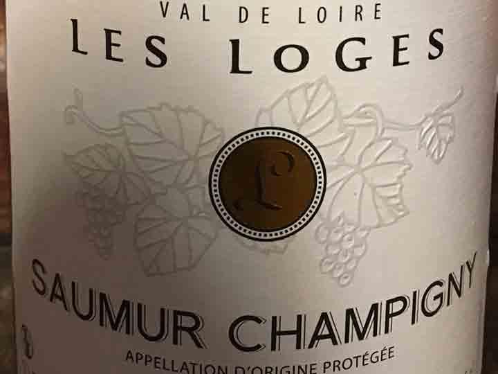 Saumur Champigny Les Loges