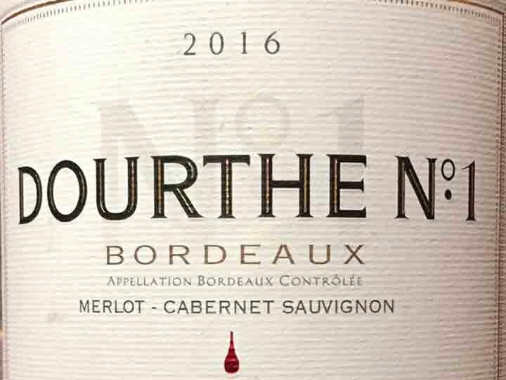Vin Bordeaux Dourthe