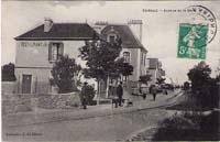 carte postale de Carnac 181