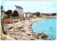carte postale de Carnac 208