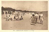 carte postale de Carnac 238