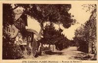 carte postale de Carnac 31