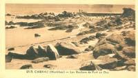 carte postale de Carnac 46