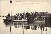 carte postale de Carnac 520