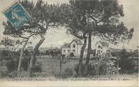 carte postale de Carnac 523