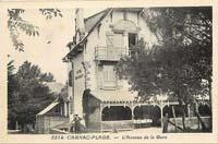 carte postale de Carnac 532