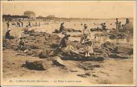 carte postale de Carnac 580