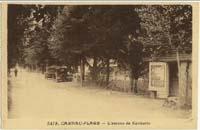 carte postale de Carnac 591