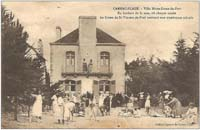 carte postale de Carnac 606