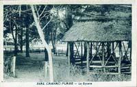 carte postale de Carnac 628