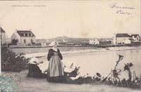 carte postale de Carnac 634
