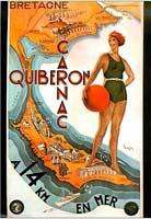 carte postale de Carnac 726