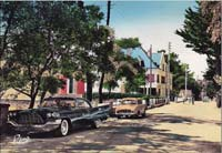 carte postale de Carnac 733