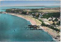 carte postale de Carnac 89