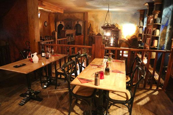 Description de la photo du restaurant à venir